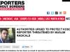 """Косово није безбедно ни за Шиптаре- Новинару Дурићију """"изречена"""" смртна казна одсецањемглаве…"""